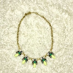J Crew adjustable necklace